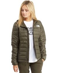The North Face - Padded Jacket - Lyst