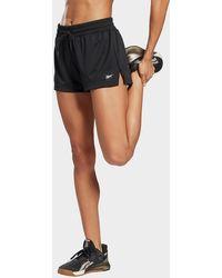 Reebok Workout Ready Shorts - Black