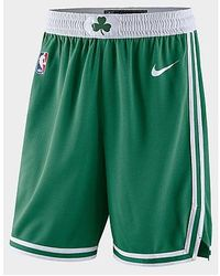 Nike - Short NBA Swingman Boston Celtics Icon Edition pour Homme - Lyst