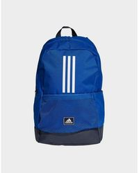adidas Originals Classic 3-stripes Backpack - Blue