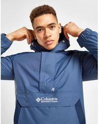 Challenger Pullover Jacket Blue