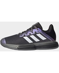 adidas Chaussure SoleMatch Bounce Clay - Multicolore