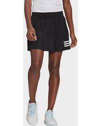 adidas Club Tennis Pleated Skirt - Black