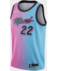 Nike Miami Heat City Edition Nba Swingman Jersey - Blue