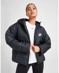 Nike Core Swoosh Jacket - Black