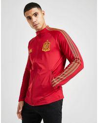 adidas Spain Anthem Felpa - Rosso