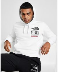 The North Face Maps Hoodie - White