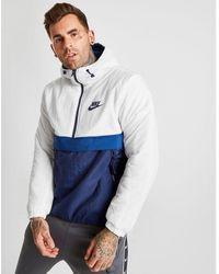 Nike - Synthetic-fill Half-zip Jacket - Lyst