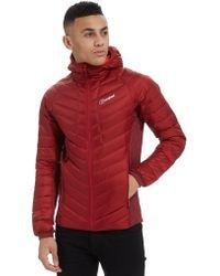 Berghaus Tephra Stretch Jacket - Red