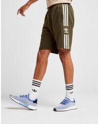adidas Originals - Id96 Shorts - Lyst