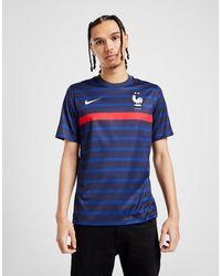 Nike - France 2020 Home Shirt - Lyst