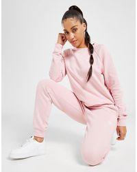 Nike Essential Futura Sweatpants - Pink