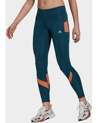 adidas Own The Run Leggings - Blue
