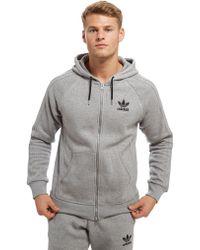 adidas Originals - Premium Full Zip Hoodie - Lyst