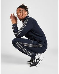 Champion Poly Tape Tracksuit - Blue