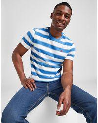 Levi's Rugby Stripe T-shirt - Blue