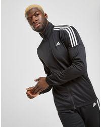 adidas Haut de Survêtement Badge of Sports Poly Funnel Homme - Noir