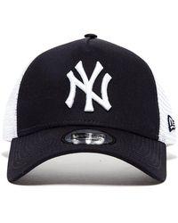 KTZ Mlb New York Yankees Snapback Trucker Cap