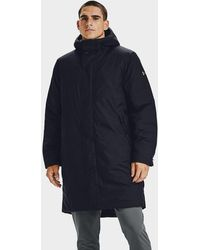 Under Armour Armor Insulated Bench Coat - Black