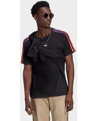 adidas Originals Sport Color T-shirt - Black