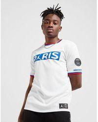 Nike X Paris Saint Germain Replica Top - White