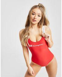 60% de liquidación presentación tan baratas Monokinis y bañadores Champion de mujer desde 24 € - Lyst