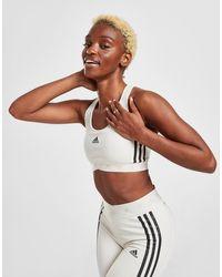 adidas 3-stripes Mesh Bra - Multicolour