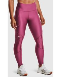 Under Armour Shine Tights - Pink