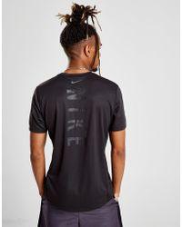 Nike - Miler Tech T-shirt - Lyst