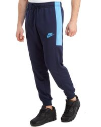 Nike - Season Colourblock Poly Track Trousers - Lyst
