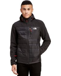 The North Face - Aconcagua Hybrid Jacket - Lyst