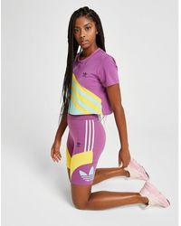 adidas Originals - 90s Cycle Shorts - Lyst