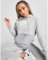 Nike Air Overhead Hoodie - Grey