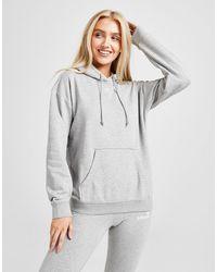 adidas Originals Essential Overhead Hoodie - Gray
