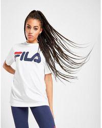 Fila Core Logo Boyfriend T-shirt - Multicolor