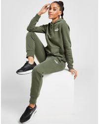 PUMA Core Fleece Sweatpants - Green