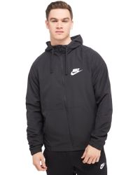 Nike - Shut Out 2 Woven Hoody - Lyst