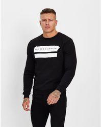 Jameson Carter - Paint Stripe Sweatshirt - Lyst
