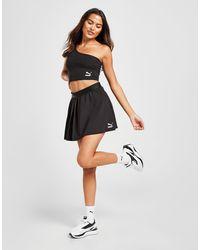 PUMA Classic Tennis Skirt - Black