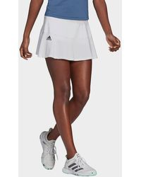 adidas Tennis Match Skirt - White