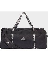 adidas 4athlts Duffel Bag Large - Black