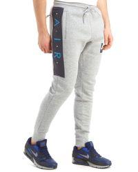 Nike - Air Fleece Trousers - Lyst