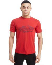 Berghaus - Mountain Logo T-shirt - Lyst