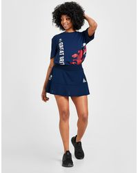adidas Team Gb Olympics Tennis Skirt - Blue