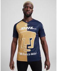 Nike Pumas Unam 2019/20 Third Shirt - Blue