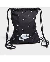 Nike Heritage Gymsack - Black