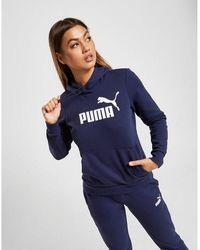 PUMA Core Overhead Hoodie - Blue