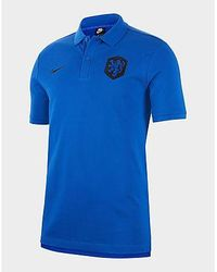 Nike - Niederlande Poloshirt Herren - Lyst