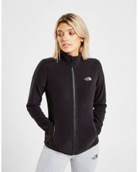 The North Face - 100 Glacier Full Zip Jacket - Lyst