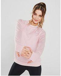Nike Pacer Running Crew Damen - Pink
